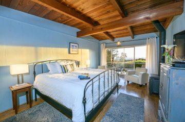 Anderson Valley's Bedroom