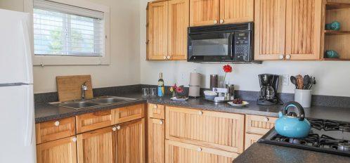 Ledford's kitchen