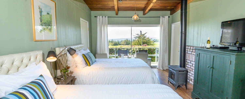 Point Cabrillo's Bedroom