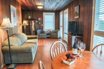 Rose Room's Living Room