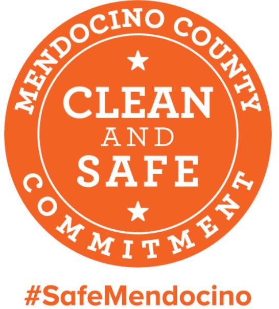 Safe Mendocino Logo